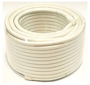 1126-1 Коаксиальный кабель RG-6 U (белый) L=50m