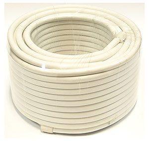 1127 Коаксиальный кабель RG-6 U (белый) L=100m
