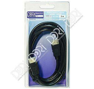 2069 DORI шнур HDMI-HDMI L=3m